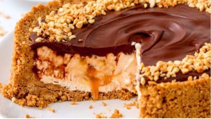 cheesecake με Nutella