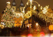 Χριστούγεννα Ευρώπη