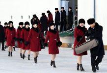 Βόρεια Κορέα Χειμερινοί Ολυμπιακοί Αγώνες