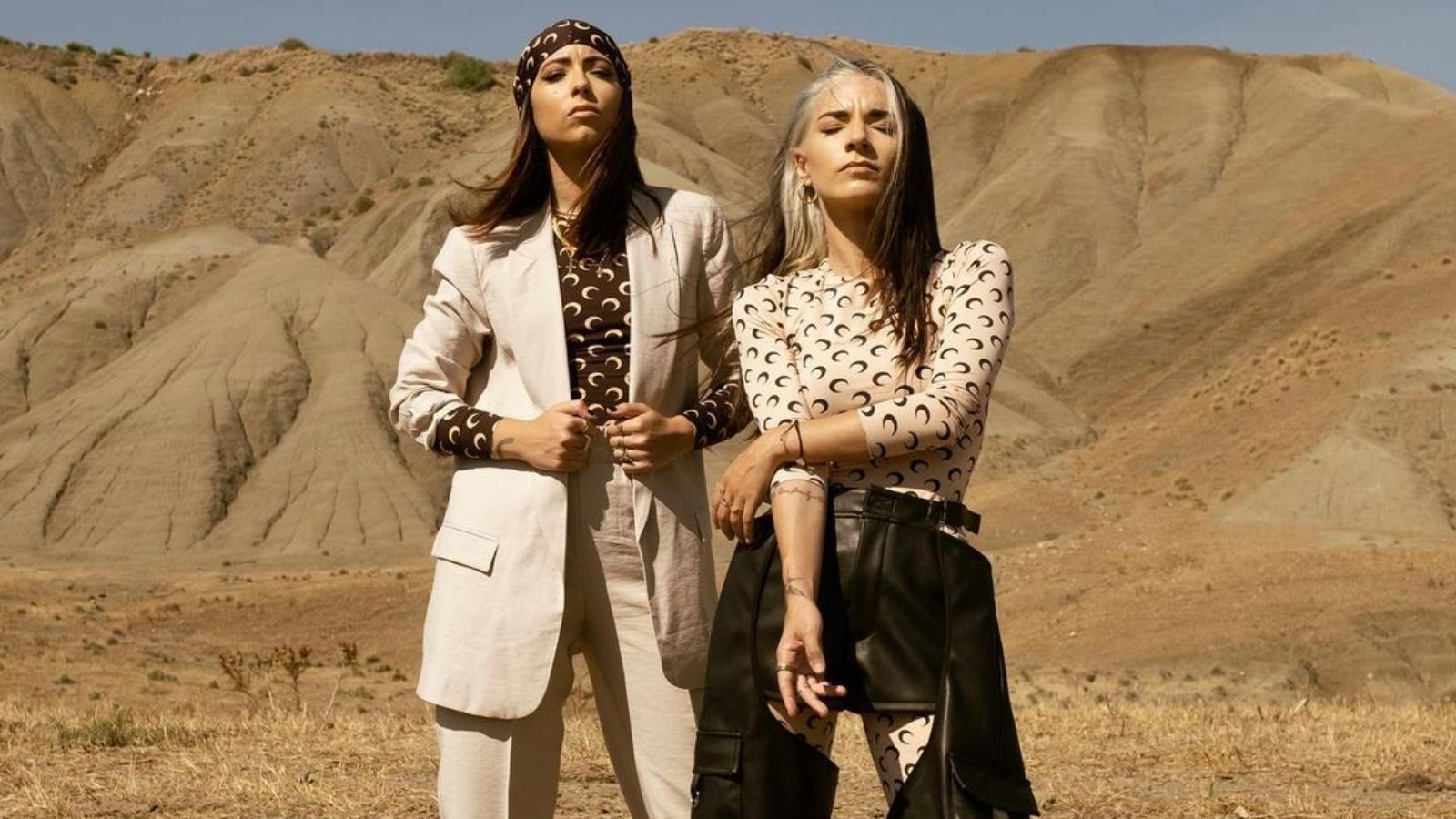 Gioli & Assia: Το λεσβιακό ντουέτο της electro pop σκηνής